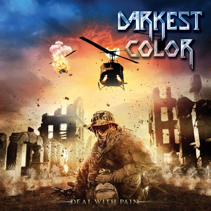 DARKEST COLOR debut album to be released after 3 decades!