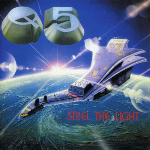 "Q5 ""Steel The Light"" to be reissued by No Remorse Records"