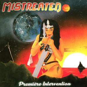 MISTREATED - PREMIERE INTERVENTION (LTD EDITION 500 COPIES, +8 BONUS TRACKS) CD (NEW)