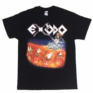 EXODO - THE NEW BABYLON (SIZE: L) T-SHIRT (NEW)