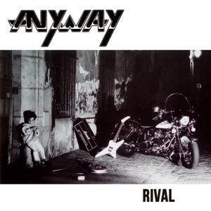 ANYWAY - RIVAL (LTD EDITION 500 COPIES +10 BONUS TRACKS) CD (NEW)