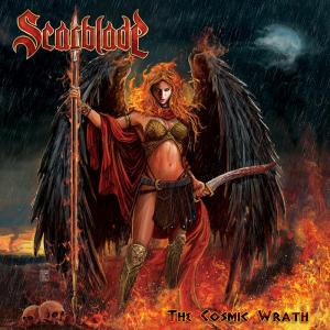 SCARBLADE - THE COSMIC WRATH CD (NEW)