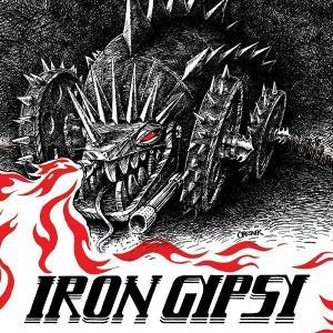 IRON GYPSY - SAME (LTD EDITION 350 COPIES) LP (NEW)
