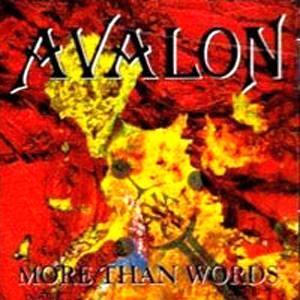 AVALON - MORE THAN WORDS (+2 BONUS TRACKS) CD (NEW)