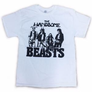 THE HANDSOME BEASTS - BEASTIALITY (SIZE: L) T-SHIRT (NEW)