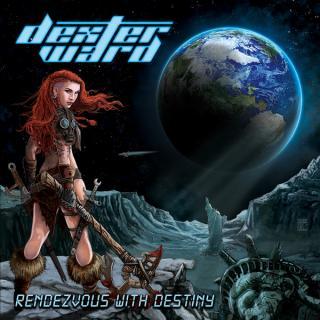 DEXTER WARD - RENDEZVOUS WITH DESTINY (LTD EDITION 500 HAND NUMBERED COPIES DIGI PACK +BONUS TRACK) CD (NEW)