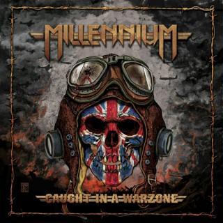MILLENNIUM - CAUGHT IN A WARZONE (LTD EDITION 400 COPIES) LP (NEW)