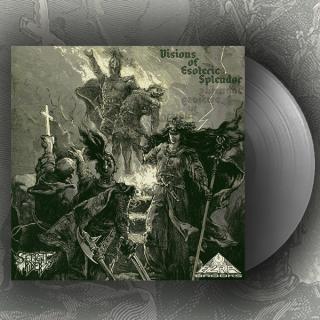 EZRA BROOKS / SERPENT RIDER - Visions Of Esoteric Splendor (Ltd 100 / 180gr, Silver) LP