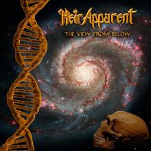 """HEIR APPARENT """"The View From Below"""" out today!"""